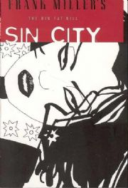 Sin City Big Fat Kill Volume 3 Graphic Novel Trade Paperback TP by Frank Miller Dark Horse Comics